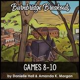 Reading Digital Escape Room - Burnbridge Breakouts #8-10