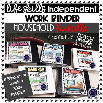 **PRE-SALE Household Independent Work Tasks