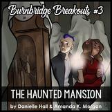Reading Escape Room - The Haunted Mansion - Burnbridge #3