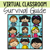 Virtual Classroom Survival Guide for Primary Teachers (Distant Learning)