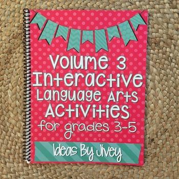 Grades 3-5 Printed HARD COPY BOOK (Vol 3) Bundle