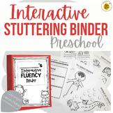 PRESCHOOL Interactive Fluency Binder