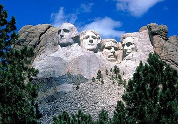 **PRESIDENTIAL BUNDLE** Who Was? - Mt. Rushmore - U.S. Presidents