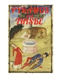 """PYRAMUS & THISBE"" A One-Act Play, from Shakespeare's ""Mid"