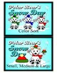 (Pack of 10) Polar Bear's Snow Day Games - File Folder Game Kits