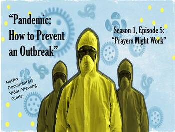 """""""Pandemic: How to Prevent an Outbreak"""" Netflix Documentary Video Guide - S01E05"""