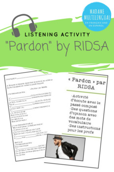 """Pardon"" par RIDSA 