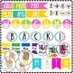 Tropical Flamingo Themed Classroom Decor Pack! -Editable