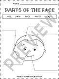 Parts of the Face in Spanish! | Las Partes de La Cara