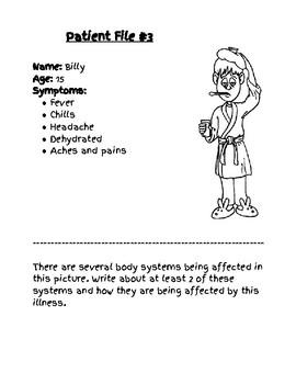 """Patient Files""-Body system scenarios"