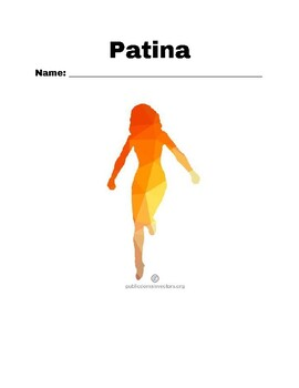 """""""Patina"""" Chapter-by-Chapter Comprehension Questions"""