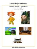 Patrick and the Leprechaun, Irish, St. Patrick's Day for T