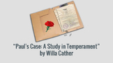 """Paul's Case"" by Willa Cather - Independent Guided Reading"