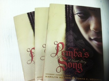 """Pemba's song"" books, by Marylin Nelson - Literature Circle Set"