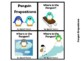 Penguin Party Pack Expressive and Receptive Speech and Language Activities