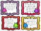 **Percents and Percent of a Number Task Cards w/Recording Sheet and Answer Key**