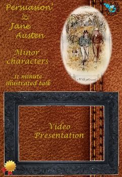 'Persuasion' by Jane Austen - Minor Characters