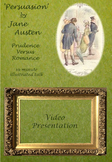 'Persuasion' by Jane Austen - Prudence versus Romance
