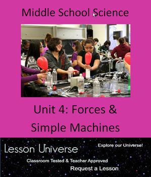 Unit 4: Physical Science Forces & Simple Machines Unit