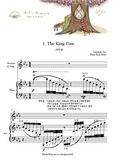 """[Storytelling Piano Lesson Book] """"Piano Bird Story"""" - 1. T"""