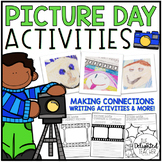 Picture Day Activities Making Connections, Compare+Contras