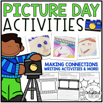 {Picture Day Perfection} Making Connections + Writing Activity