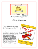 """""""Piece of Cake!"""" Add & Subtract Fractions 4th & 5th Grade"""