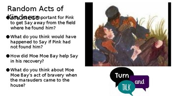 """Pink and Say"" Power Point Presentation"