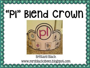 """""""Pl"""" Blend Crown"""