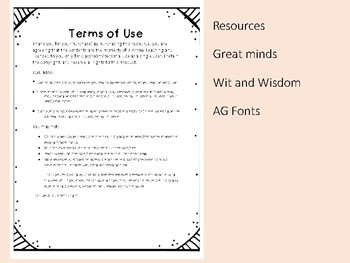 'Plain Indians' Wit and Wisdom Guiding PowerPoints (Module 2 Lesson 6-10)