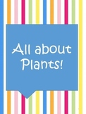 Plant Activity Bundle! {Experiments, Quizzes, and Diagrams