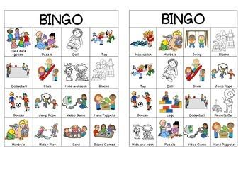 """""""Play"""" Bingo"""