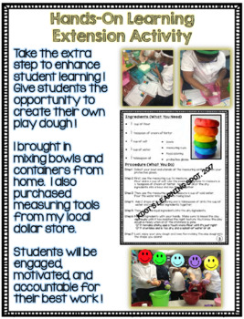 """""""Play-Doh: A Serendipitous Invention"""" Test Prep, Comprehension, Writing, & More!"""