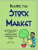 """Playing the Stock Market"" Cooperative Unit, Economics & Spreadsheet Skills"