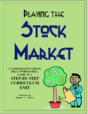 """Playing the Stock Market"" Cooperative Unit, Economics & S"