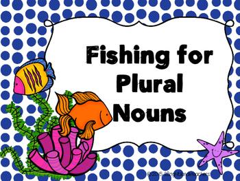{{Plural Noun Go Fish!}}