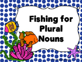 {{Plural Noun Go Fish FREEBIE!}}