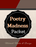 """""""Poetry Madness"""" Activity Packet"""