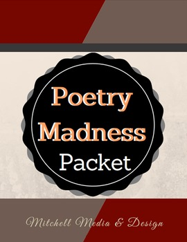 """Poetry Madness"" Activity Packet"