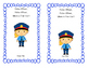 """Police Officer Where is Your Car?"" Interactive Spatial Concept booklet"