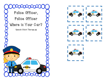 """""""Police Officer Where is Your Car?"""" Interactive Spatial Co"""