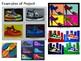 """Pop Art"" Shoe Project Presentation - Middle/High School"