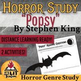"""""""Popsy"""" by Stephen King Horror Story Study (Distance Learning)"""