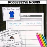 """Possessive Nouns"" Center"
