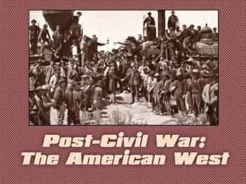 Western (Post-Civil War) Bundle / The Wild West