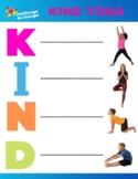 {Poster} Kind Yoga   Mindfulness & Yoga