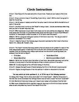 """""""Powerless"""" Bloom Ball Book Report"""