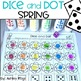 Spring Speech Therapy Activities | Dice and Dot