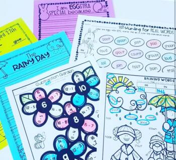 April EDITABLE Homework Bingo > Printables in multiple subjects!