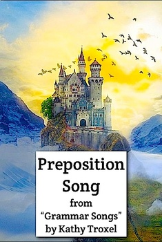 """""""Preposition Song"""" from """"Grammar Songs"""" by Kathy Troxel mp4 Video"""